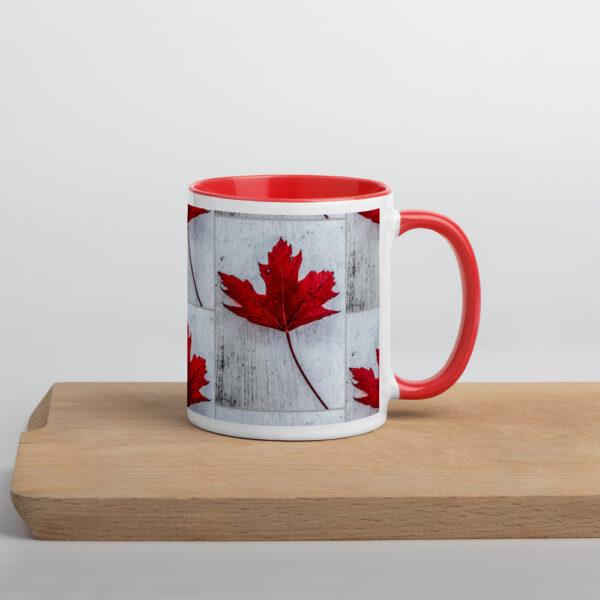 Mug Maple Red