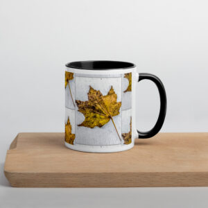 Mug Maple Yellow