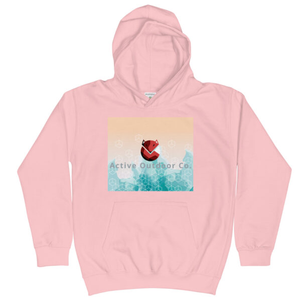 Everyone wants to be cozy and warm and still look stylish—kids are no exception. Prepare the little one for any chilly evening with this kids' hoodie.
